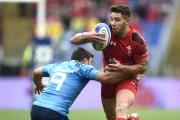 Italy 20 Wales 61: Gatland's men put the heat on title rivals