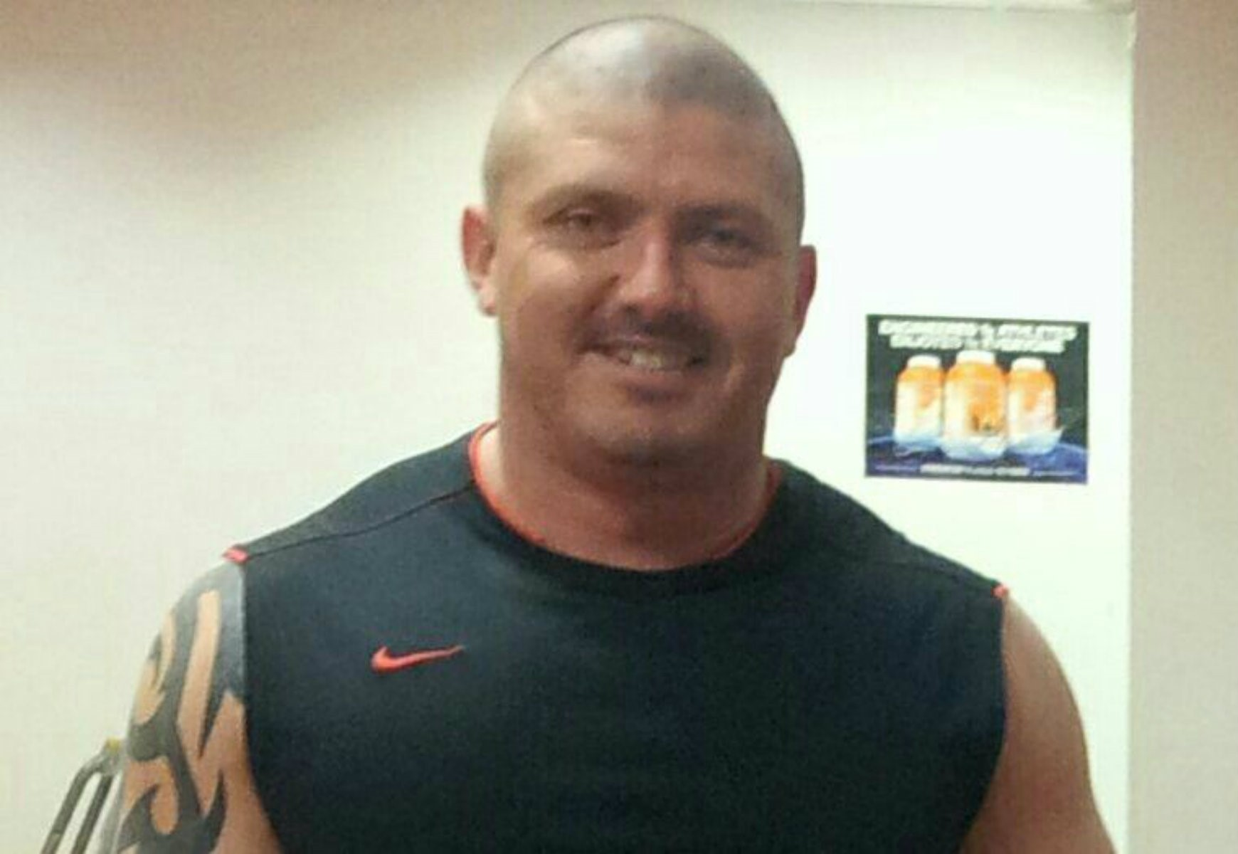 Image result for aaron hoskins powerlifter