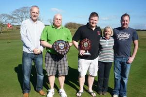 Holmes crowned singles champion
