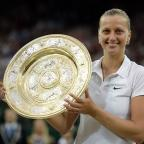 Western Telegraph: Petra Kvitova is considered to be one of the leading grass-court players in the world