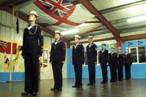 Milford Haven Sea Cadets wheelie need your help