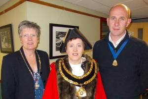 Third term for Narberth's mayor