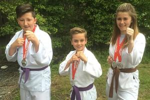 Karate kids reach final stages