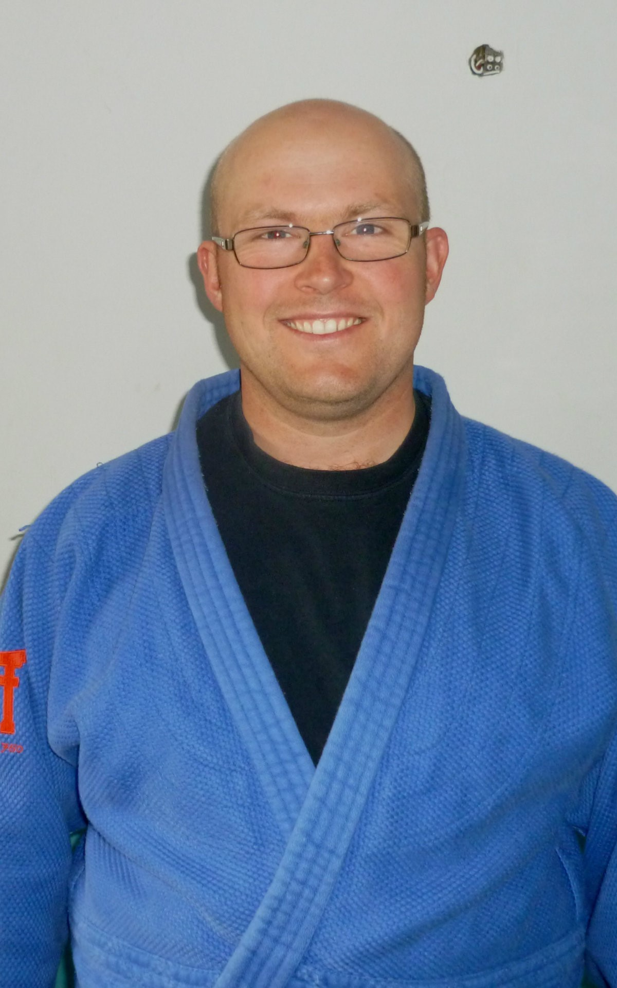 Craig Bennett is a judo black dan who played a decade in the front row for Neyland RFC. (28723512)