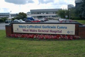 Charity steps in to help Pembrokeshire families stranded at Carmarthen hospital