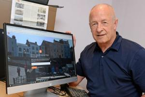 Competition hopes for Tenby website