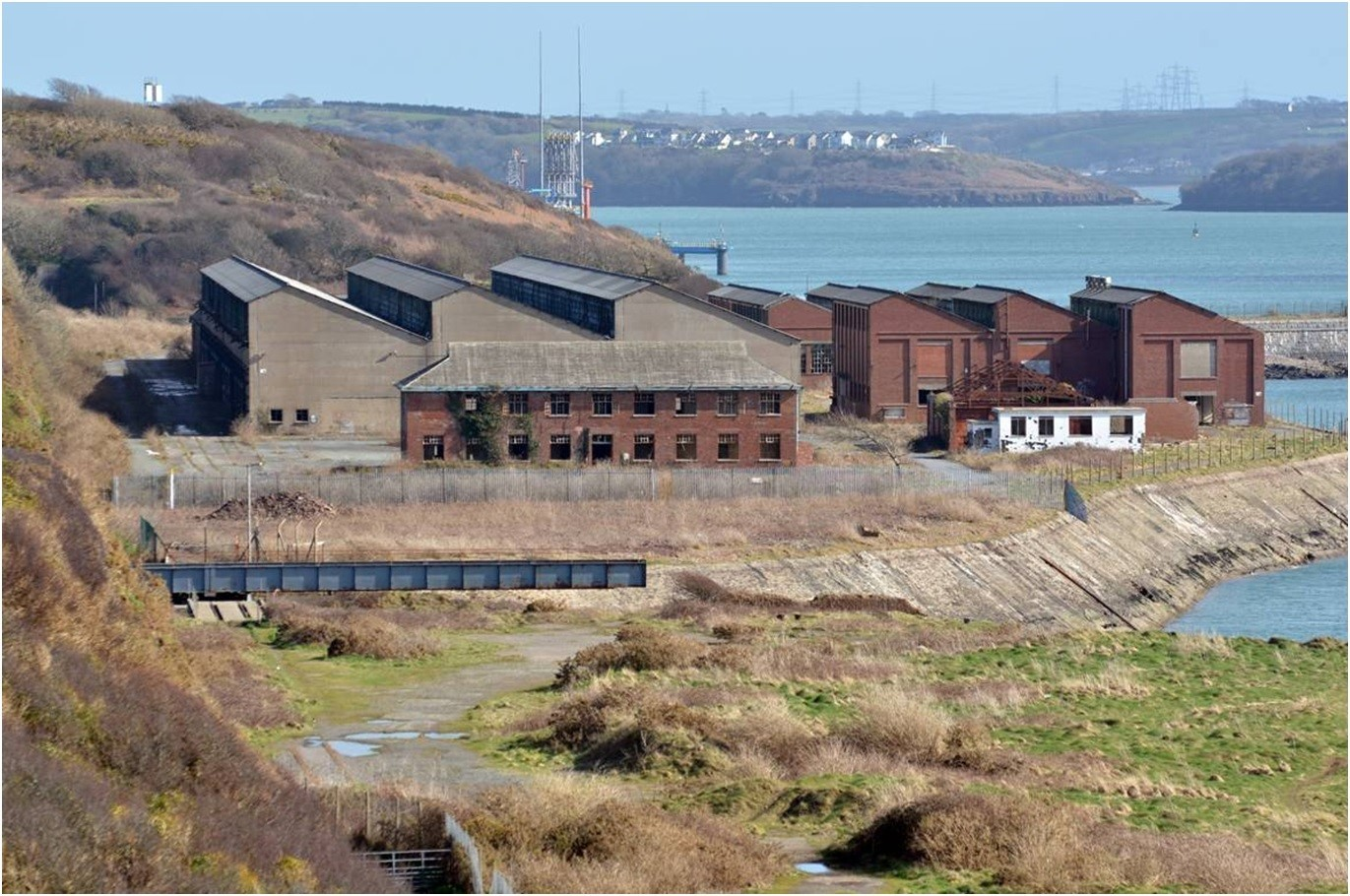 Energy firm Egnedol has presented its plans for Blackbridge. PICTURE: Martin Cavaney.