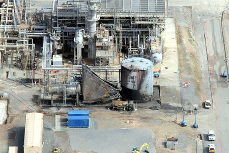 Companies admit health and safety charges over refinery blast deaths