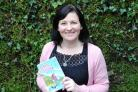 Children's author Eloise Williams with her new book, Elen's Island, which is a festive choice by a top reading charity. (49564483)