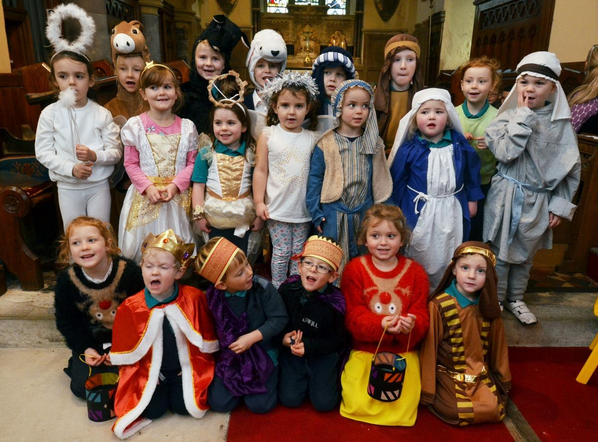 Christmas Plays For Schools.Pembrokeshire Primary Schools Nativity And Christmas Plays