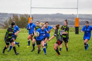 Blues Ladies batter Burry on 'home' turf
