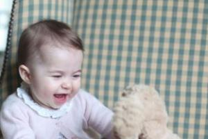 Princess Charlotte approaches first birthday