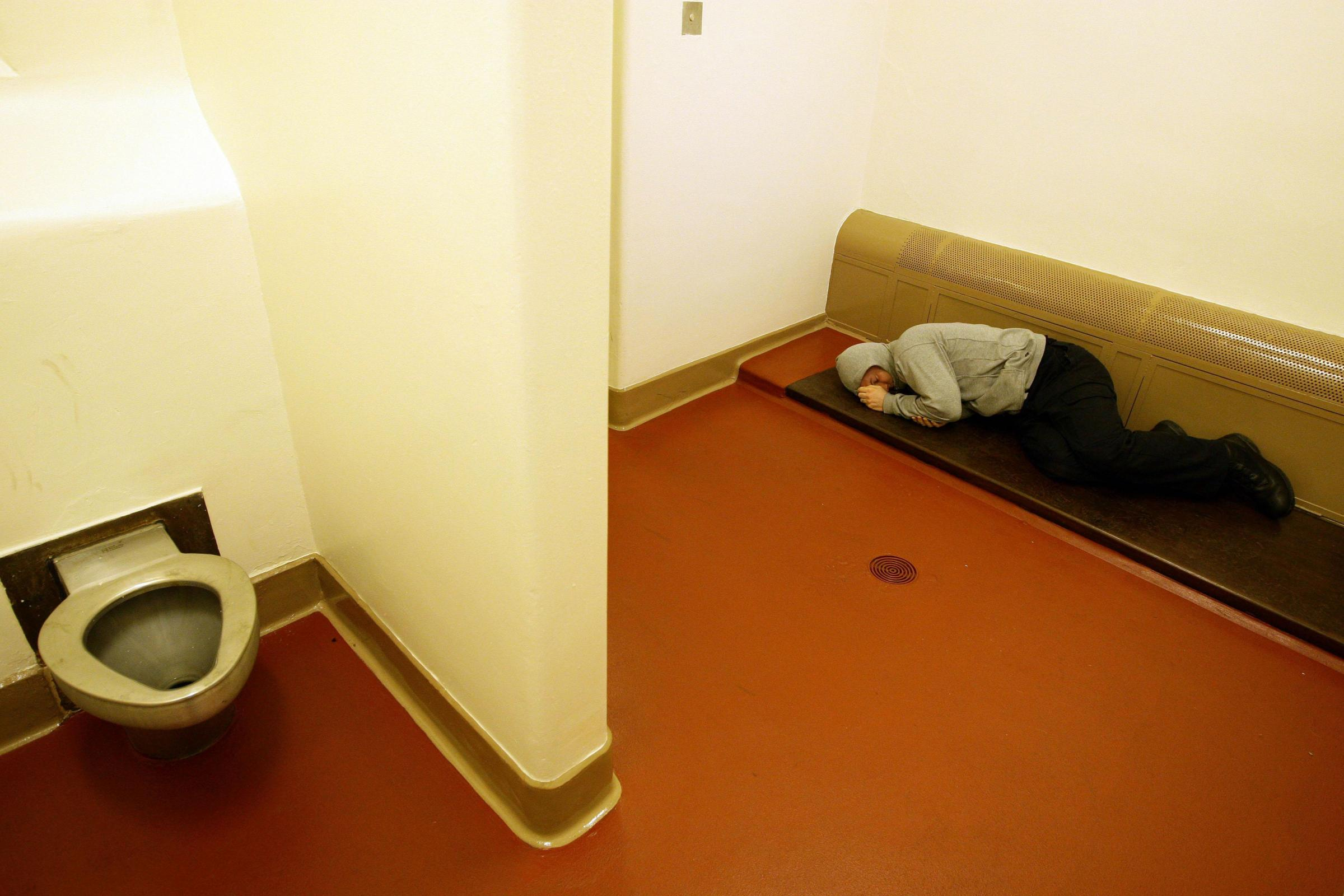 Drunk man in police cell hurled poop at CCTV camera | Western Telegraph