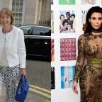 Western Telegraph: Kim Kardashian is 'brave and pioneering', says Labour's Harriet Harman