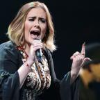 Western Telegraph: Adele giddy with delight as she endears as a Glastonbury headliner
