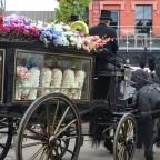 Western Telegraph: 'Emotional day' as EastEnders stalwart Peggy Mitchell will be laid to rest