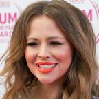 Western Telegraph: Kimberley Walsh is expecting baby number two
