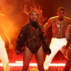 Western Telegraph: Beyonce makes surprise appearance at BET Awards to perform Freedom