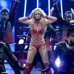 Western Telegraph: Britney Spears admits to getting 'contact high' on stage