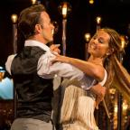 Western Telegraph: Louise Redknapp went to Paris to prepare for her Strictly rumba and viewers are not impressed