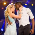 Western Telegraph: Ore Oduba waltzes to the top of the Strictly leaderboard... again!