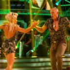 Western Telegraph: Judge Rinder's fancy footwork wins him fans on Strictly