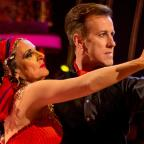 Western Telegraph: Strictly fans upset to see Lesley Joseph's last dance
