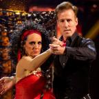 Western Telegraph: Ed Balls lives to dance another day as Lesley Joseph voted off Strictly