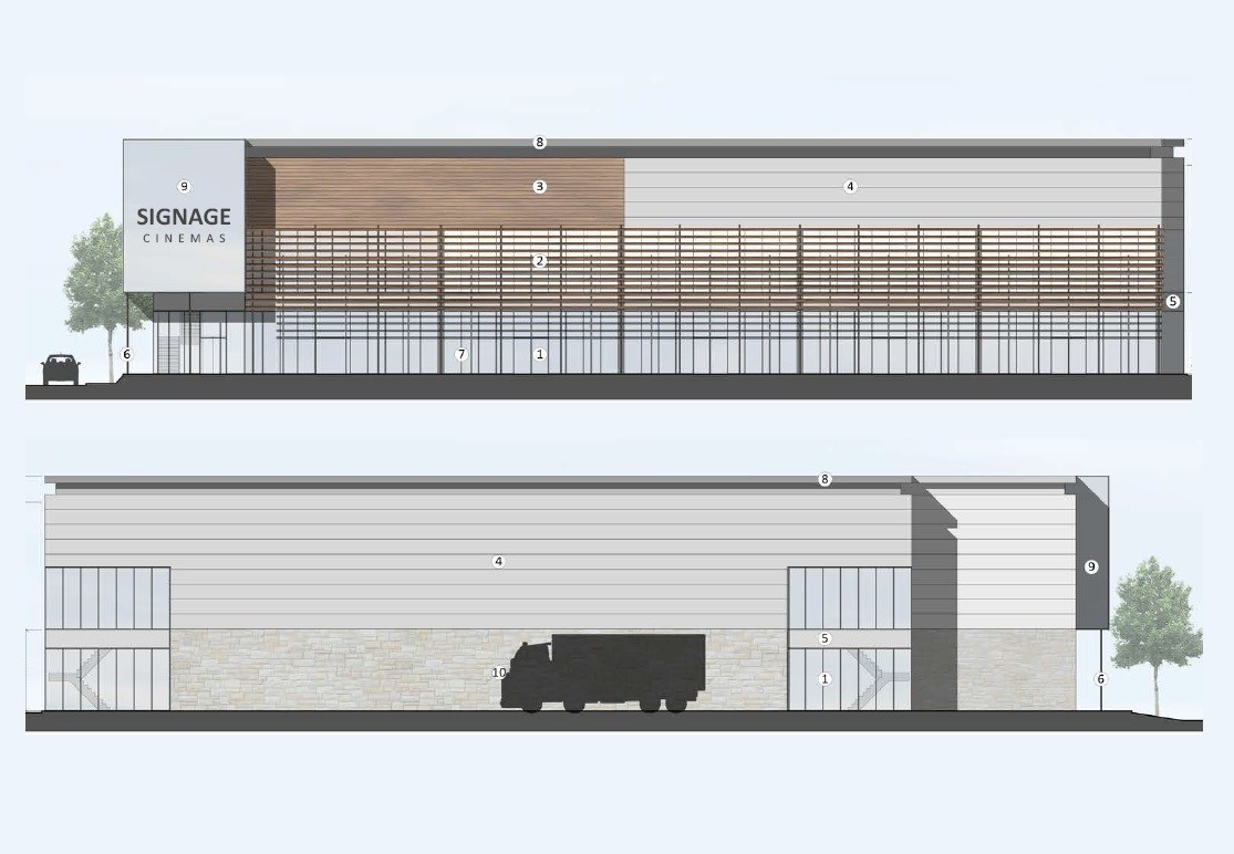 Plans for a cinema on the outskirts of Haverfordwest have been withdrawn