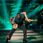 Western Telegraph: Ore hits the top of the leaderboard in Strictly semi-final