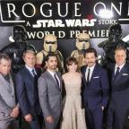 Western Telegraph: All the pictures you need to see from the Rogue One world premiere