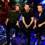Western Telegraph: James Corden's campaign to bring Take That to the USA is everything