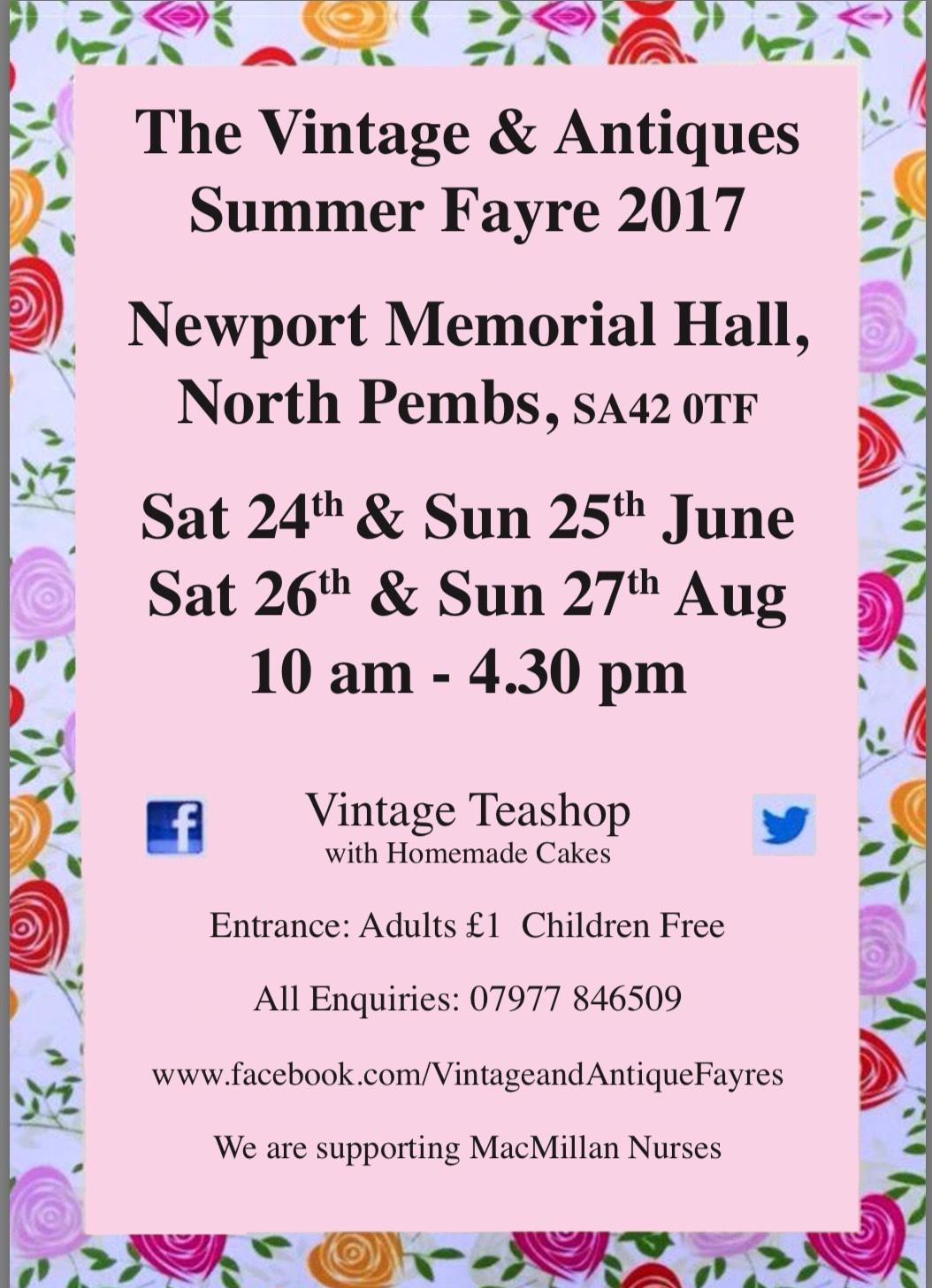 Vintage & Antique Summer Fayre