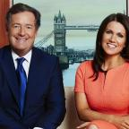 Western Telegraph: Susanna Reid wishes happy birthday to 'irritating, divisive' Piers Morgan