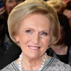 Western Telegraph: Mary Berry gets her gardening gloves on for the Chelsea Flower Show