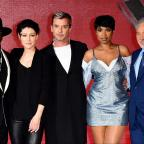 Western Telegraph: The Voice UK judges and contestants get all dressed up for final launch