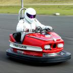 Western Telegraph: Top Gear's The Stig sets world speed record ... in a dodgem