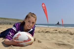 Primary school children will head to Broad Haven South to play tag rugby on June 9 and 10.