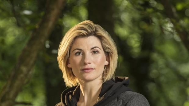Western Telegraph: Jodie Whittaker 'overwhelmed' at being named first woman Doctor