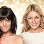 Western Telegraph: Strictly Come Dancing hosts Claudia Winkleman and Tess Daly (Ray Burmiston/Press Association Images)