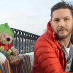 Western Telegraph: Tom Hardy reading a previous CBeebies Bedtime Story (BBC/Press Association Images)