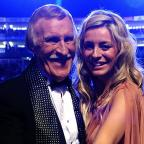 Western Telegraph: Tess Daly and Sir Bruce (Ian West/PA)