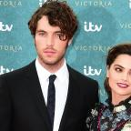 Western Telegraph: Tom Hughes and Jenna Coleman (Ian West/PA)