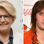 Western Telegraph: New Bake Off presenters Noel Fielding and Sandi Toksvig (PA Wire/PA)