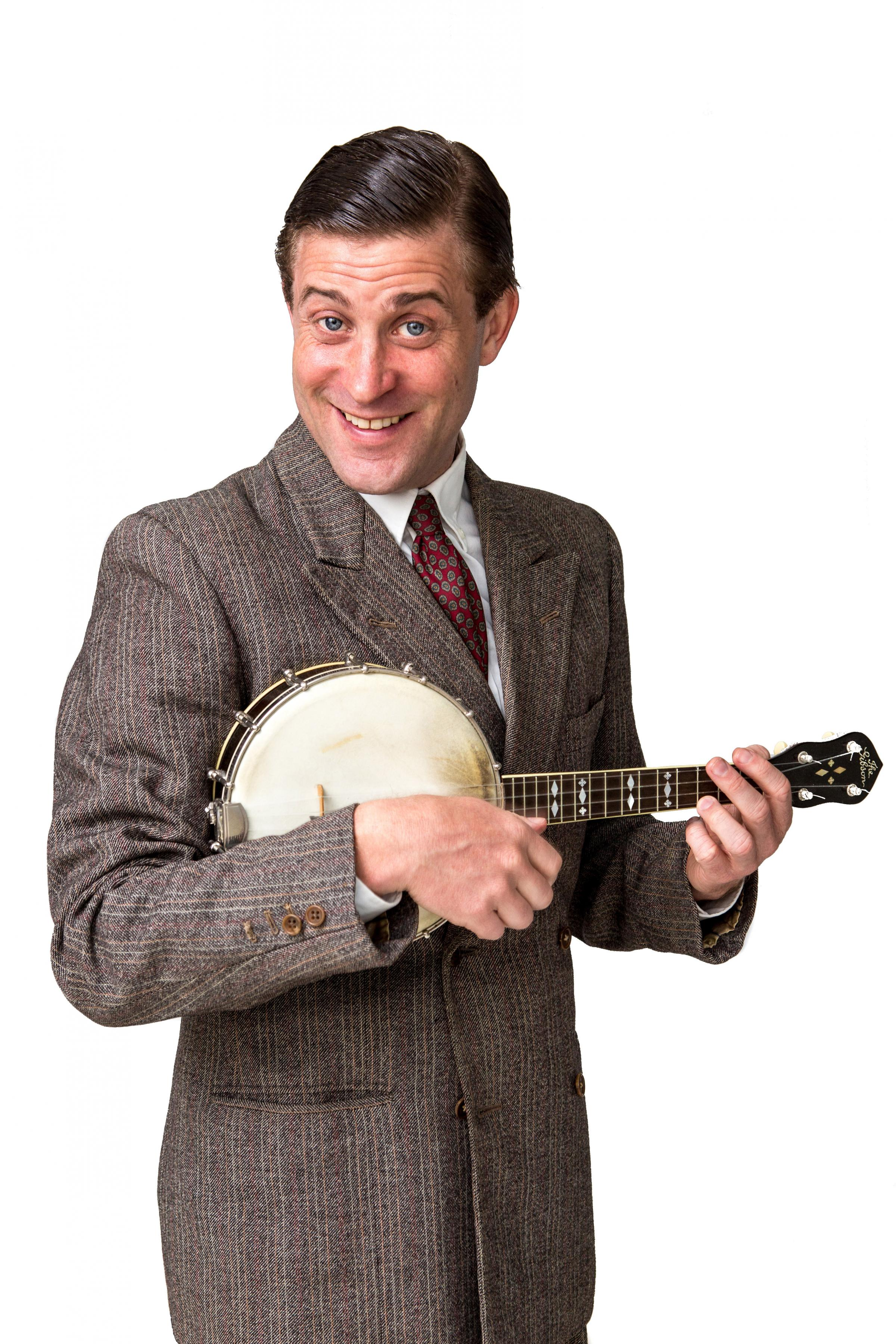 Hear the songs that made George Formby such a star