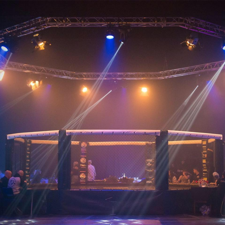 MMA will come to Tenby in February.