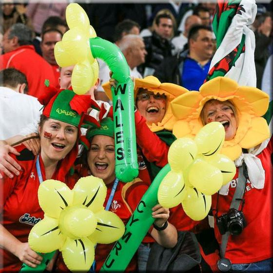 Welsh fans are braced for four successive international weekends.