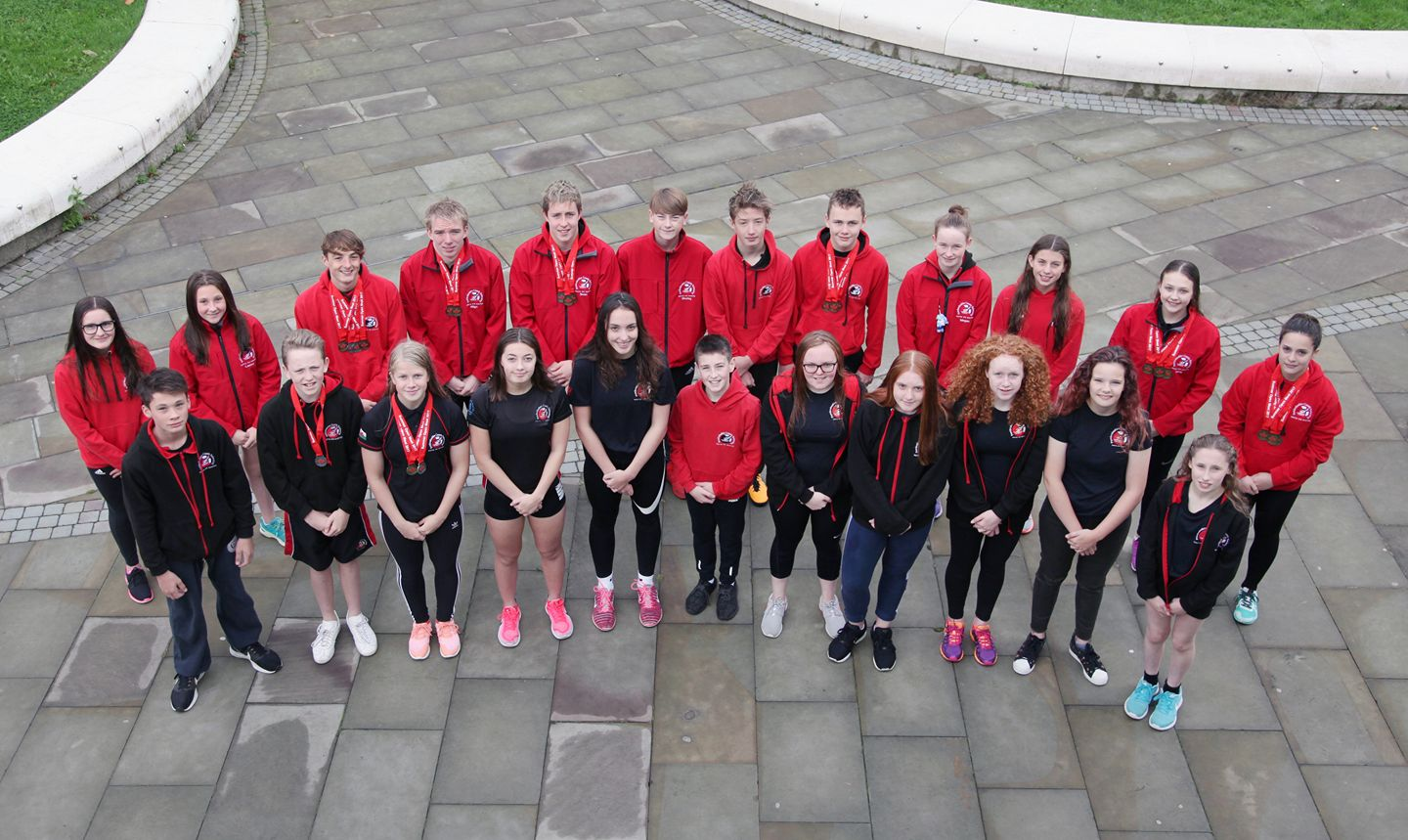 There has been more success for the Pembrokeshire County Swimming Squad.