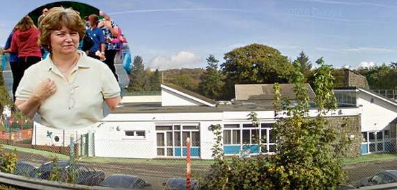 Saundersfoot School's former headteacher Helen Lester was found to have amended pupils' test results.