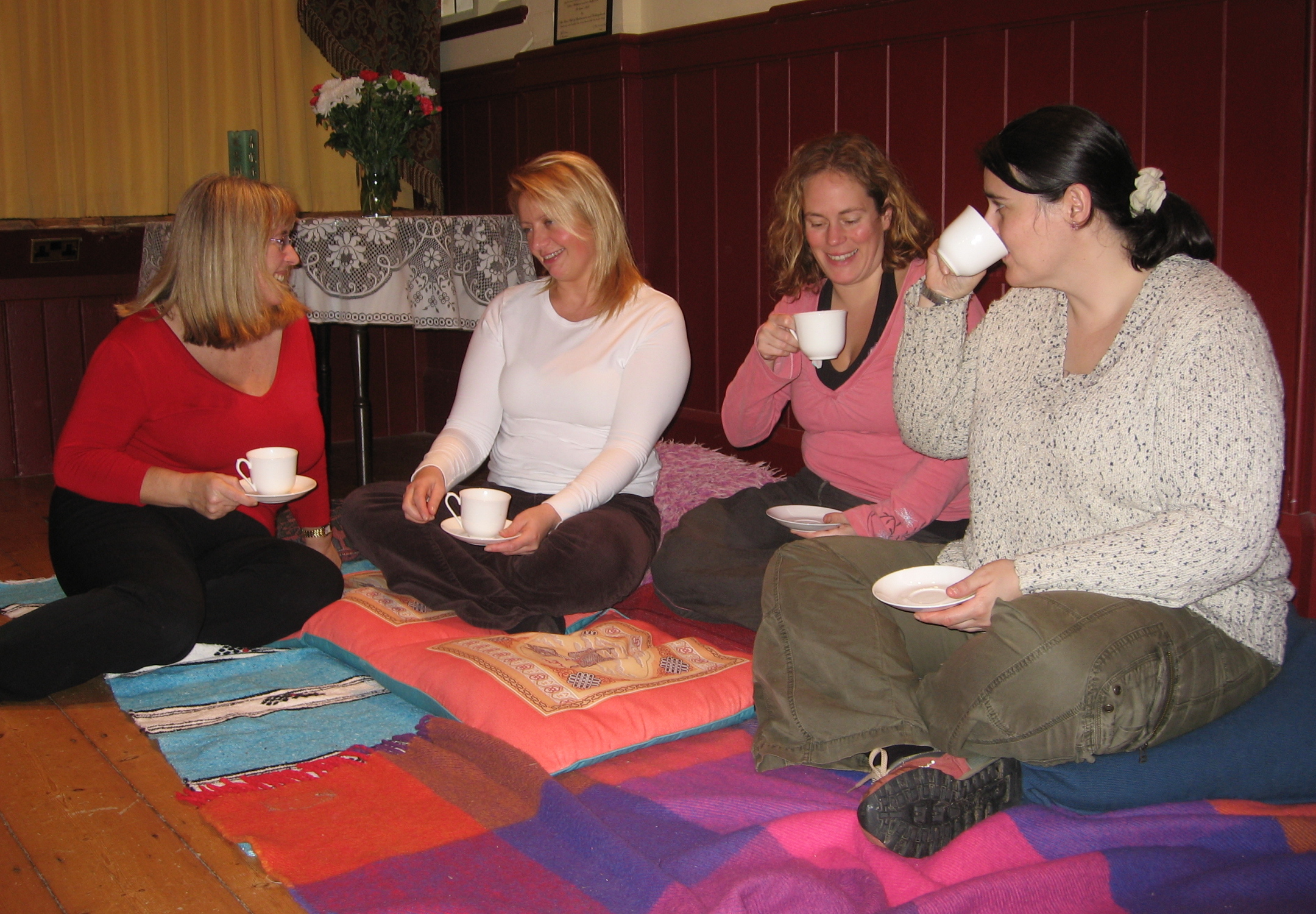 Reiki Healing Share (support group)